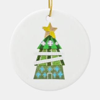 Christmas Tree Hotel Ornament