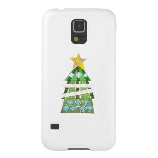 Christmas Tree Hotel Samsung Galaxy S5 Case