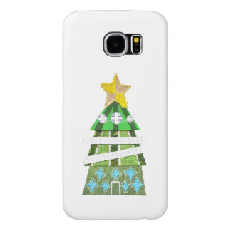 Christmas Tree Hotel Samsung Galaxy S6 Case