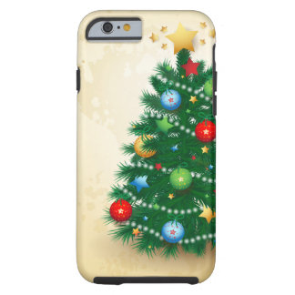 Christmas tree, iPhone 6 case