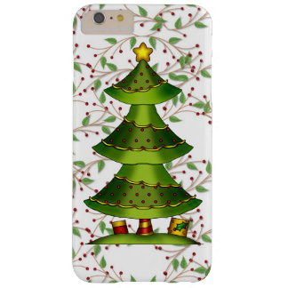Christmas Tree iPhone 6 plus barely there case