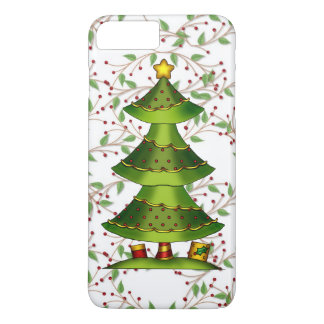 Christmas Tree iPhone 7 plus barely there case