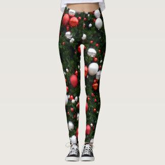 Christmas Tree Leggings