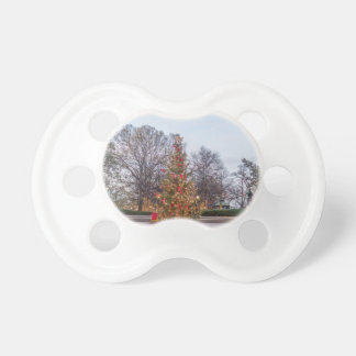 Christmas tree Linn park Pacifier