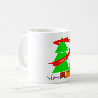 Christmas Tree Mag 2017 Coffee Mug