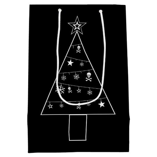 Christmas Tree of DOOM Medium Gift Bag