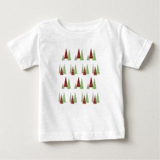 Christmas Tree Pattern Baby T-Shirt
