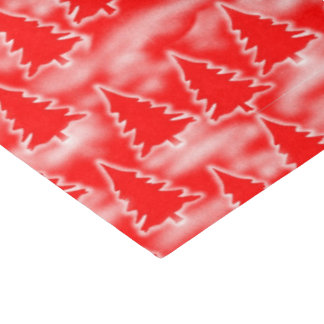 Christmas tree pattern Holiday tissue paper