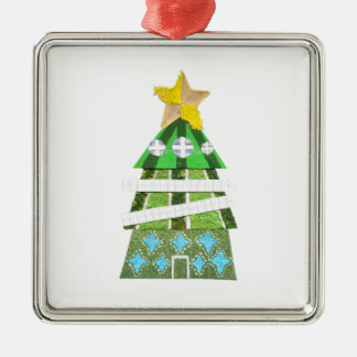 Christmas Tree Premium Ornament