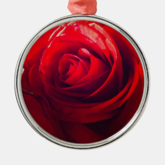 Christmas Tree Rose Ornament