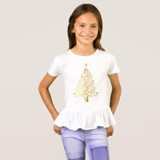 Christmas tree Shirt for girls
