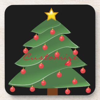 Christmas Tree Thunder_Cove Coaster