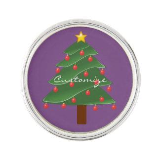 Christmas Tree Thunder_Cove Lapel Pin