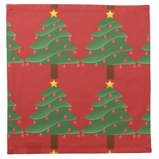 Christmas Tree Thunder_Cove Napkin