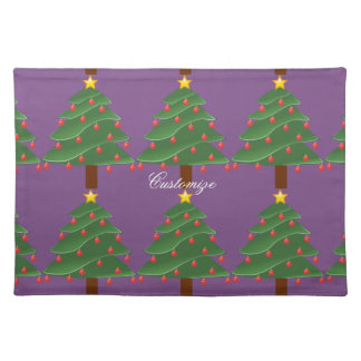 Christmas Tree Thunder_Cove Placemat