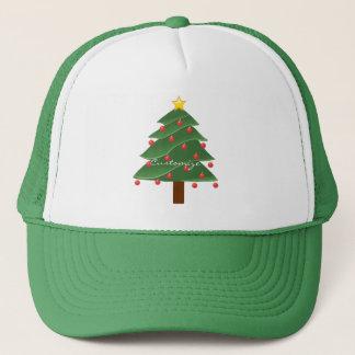 Christmas Tree Thunder_Cove Trucker Hat