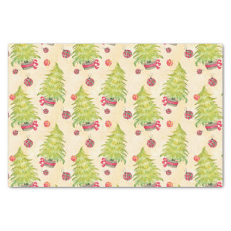 Christmas Tree Tissue Paper