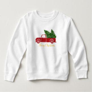 Christmas tree truck Toddler T-Shirt