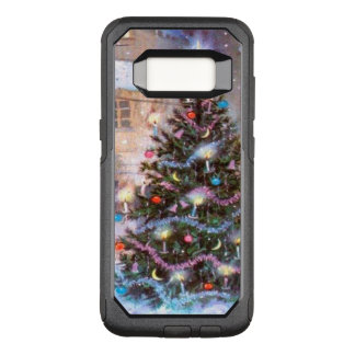 Christmas Tree Vintage OtterBox Commuter Samsung Galaxy S8 Case