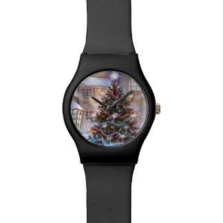 Christmas Tree Vintage Watch