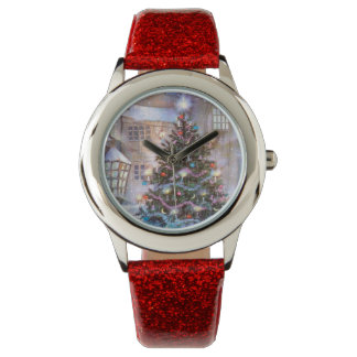 Christmas Tree Vintage Watches