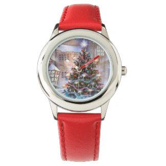 Christmas Tree Vintage Wristwatches
