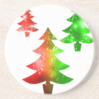 Christmas Trees Coaster