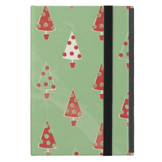 Christmas Trees Cover For iPad Mini