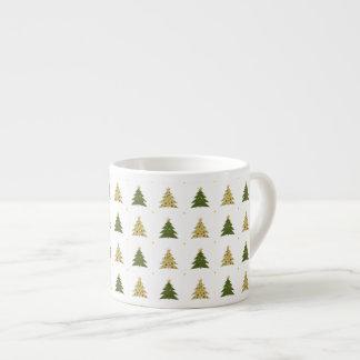 Christmas Trees Espresso  Mug