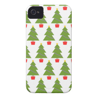 Christmas Trees iPhone 4 Case-Mate Case