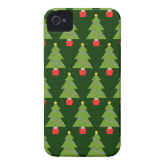 Christmas Trees iPhone 4 Cases