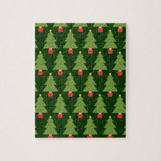 Christmas Trees Jigsaw Puzzle
