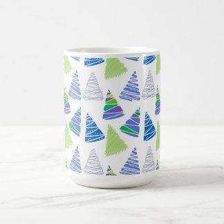 Christmas Trees Magic Mug