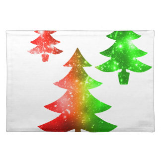 Christmas Trees Placemat