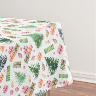 Christmas Trees Table Cloth