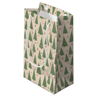 Christmas Trees Too Small Gift Bag