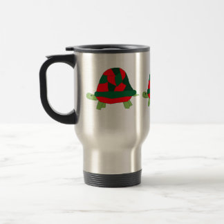Christmas Turtles mug