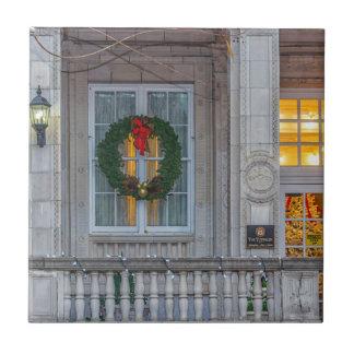 Christmas Tutwiler Hotel Tile