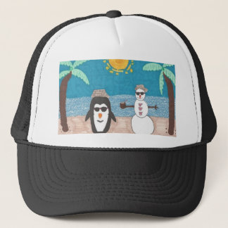 Christmas Vacation Trucker Hat