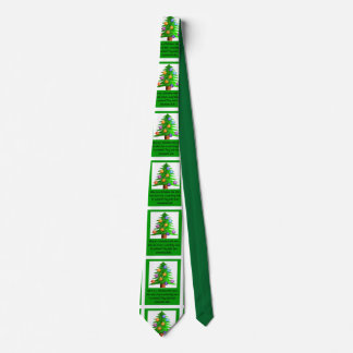 Christmas Vasectomy Laughs Tie