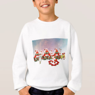 CHRISTMAS VILLAGE SWEATSHIRT
