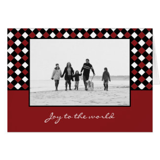 Christmas Weaves Christmas/ Holiday Photo Cards