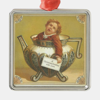 Christmas Whine Ornament