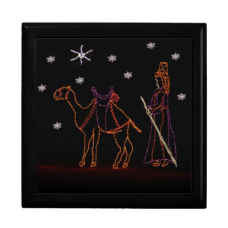 Christmas Wiseman Camel 1 2016 Gift Boxes