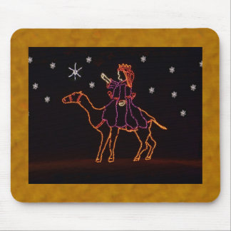 Christmas WIseman Star Camel ZZ H 2016 Mouse Pad