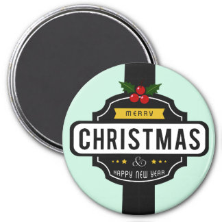 Christmas Wishes large magnet
