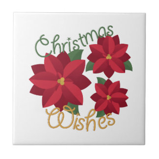 Christmas Wishes Tiles
