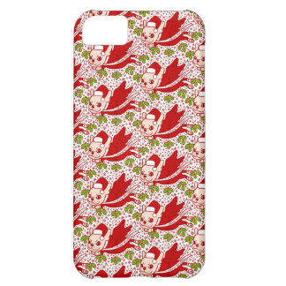 Christmas with a Frenchie iPhone 5C Case