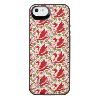 Christmas with a Frenchie iPhone SE/5/5s Battery Case