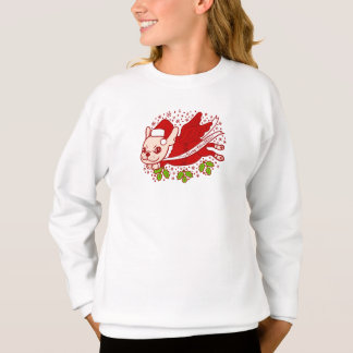 Christmas with a Frenchie Sweatshirt